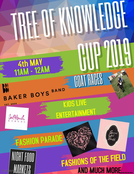 Tree of Knowledge Festival Barcaldine races