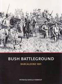 Bush battleground book cover