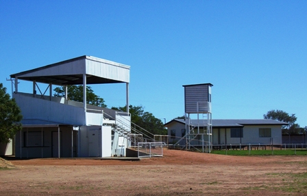 Muttaburra Racecourse