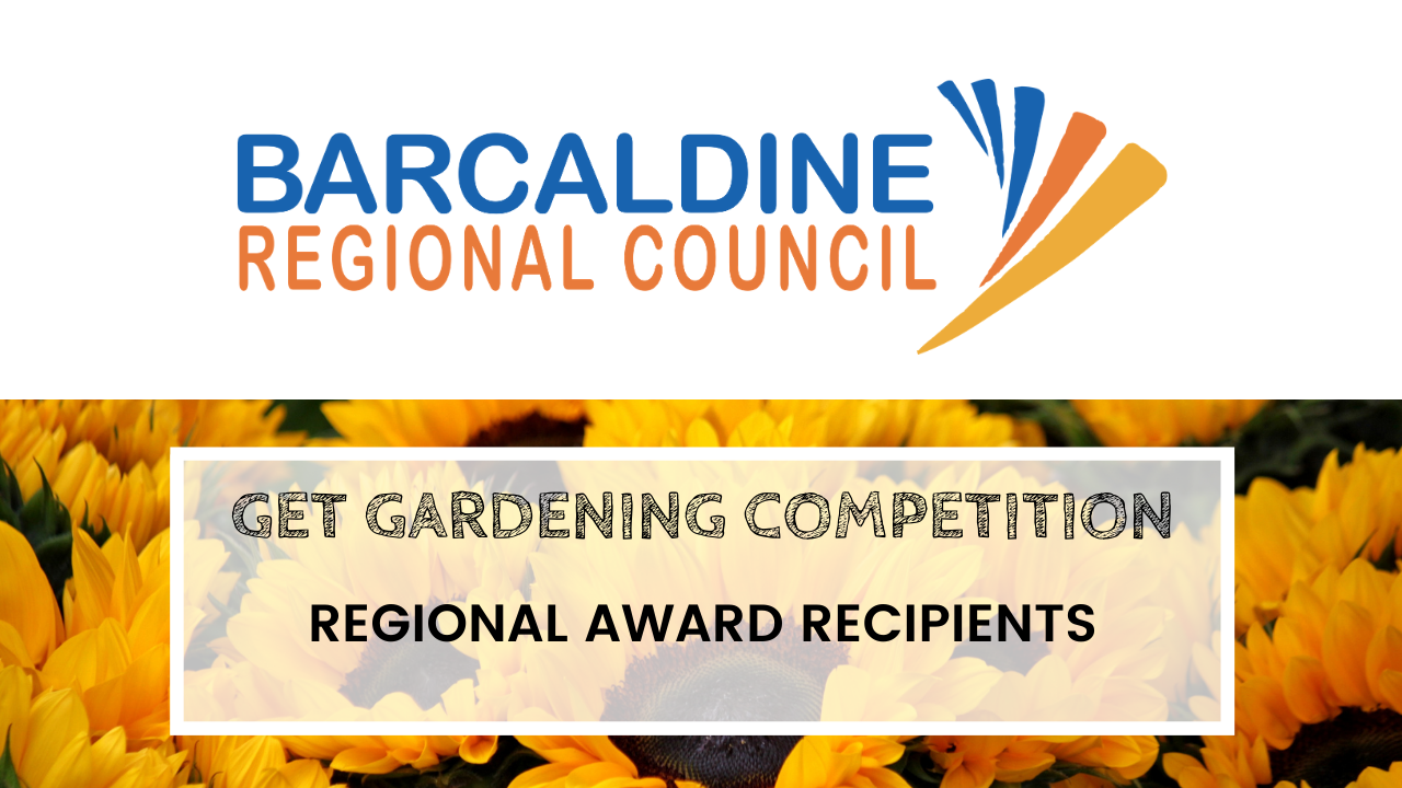 2020 Get Gardening Competition - Regional recipients tile