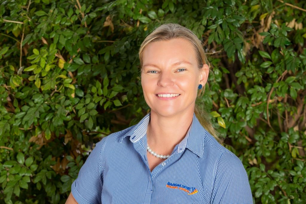 Paula Coulton – District Manager – Aramac and Muttaburra