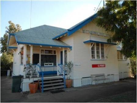 Muttaburra Post Office and Information Centre